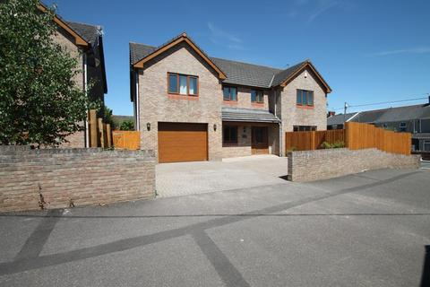 4 bedroom detached house for sale - Caroline Avenue, North Cornelly, Bridgend, CF33 4LF