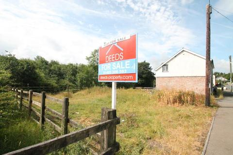 Plot for sale - Merthyr Road, Tafarnaubach, Tredegar, Caerphilly Borough, NP22 3AP