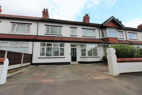 4 bedroom terraced house for sale - Cecil Road, Prenton