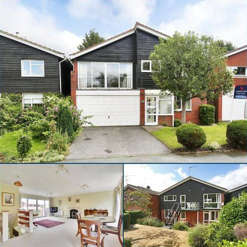3 bedroom detached house for sale - Chesterfield Drive, Riverhead, Sevenoaks, Kent, TN13