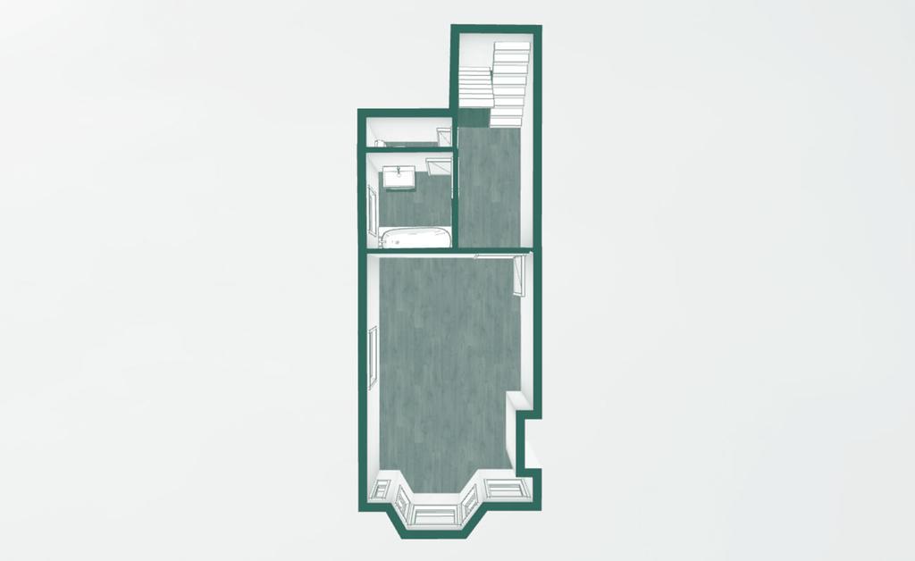 Floorplan 4 of 4: 3 D First Floor