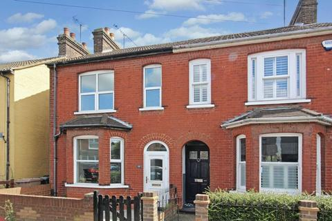 2 bedroom end of terrace house for sale - Norton Road, Luton