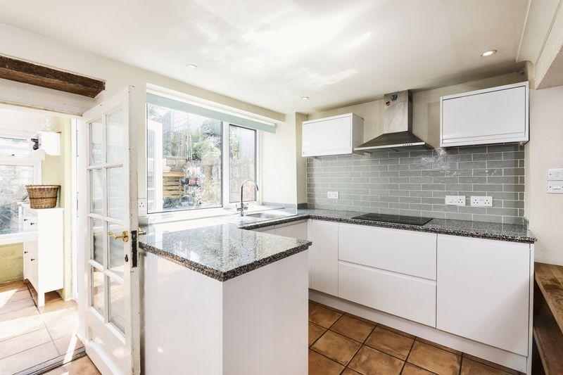 Kitchen to Utility