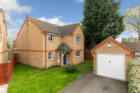 4 bedroom detached house for sale - Mossman Drive, Caddington