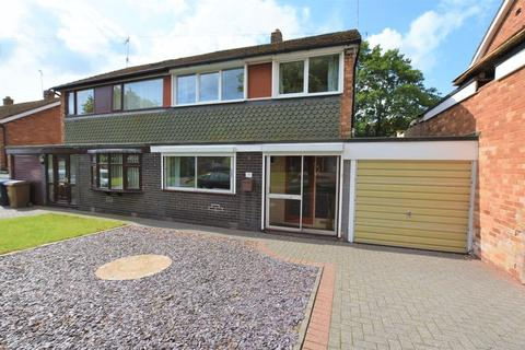 3 bedroom semi-detached house for sale - Greenfield Road, Endon