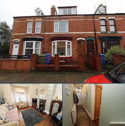 4 bedroom terraced house for sale - Oxford Street, Bridlington, East Yorkshire, YO16