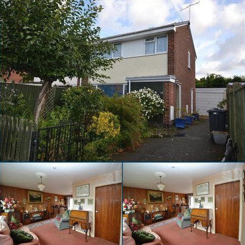 3 bedroom semi-detached house for sale - Riverside Close, Upton-Upon-Severn, Worcester