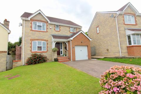 4 bedroom detached house for sale - St Stephens Court, Undy, Caldicot, NP26