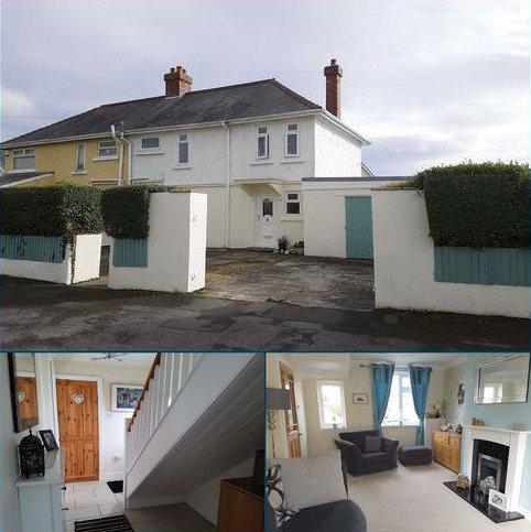3 bedroom semi-detached house for sale - Glanmor Crescent, Barry
