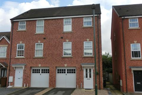 4 bedroom townhouse for sale - Snitterfield Drive, Shirley, Solihull