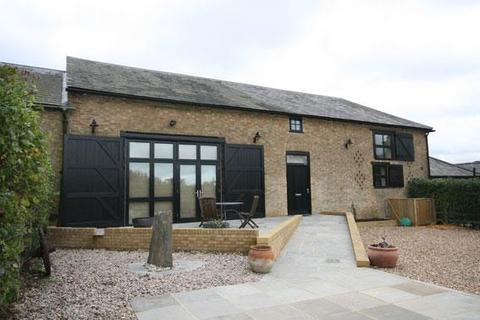 2 bedroom barn conversion to rent - Hall Farm Main Road South Dagnall