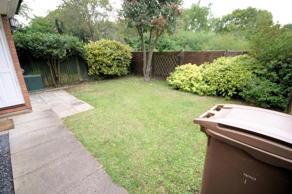 View of Private Rear Garden