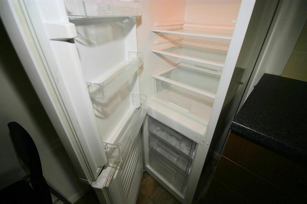 View of Fridge/Freezer