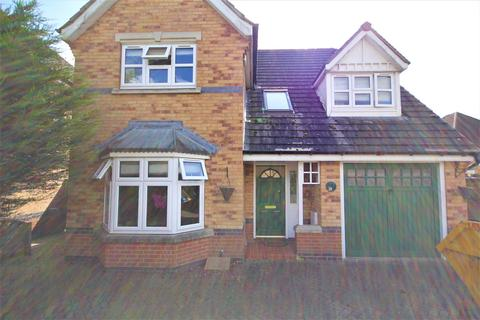 4 bedroom detached house for sale - The Paddock, Wilberfoss, York, YO41