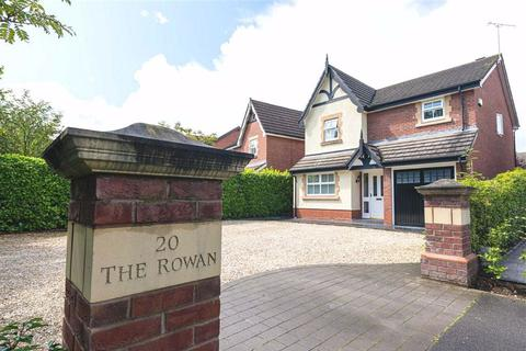 4 bedroom detached house for sale - Newland Way, Nantwich, Cheshire