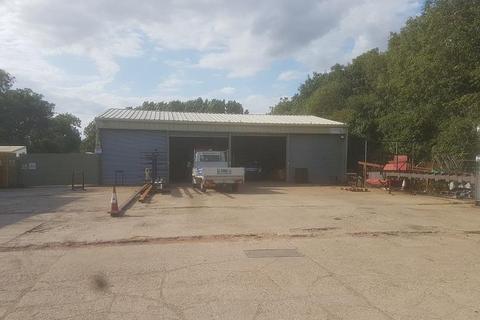 Industrial unit to rent - Unit 2, Hilltop Works, Ellifoot Lane, Burstwick, Hull, HU12