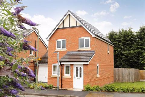 3 bedroom detached house for sale - Heritage Way, Llanymynech, Llanymynech, SY22