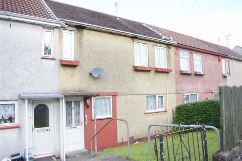 2 bedroom terraced house for sale - Cadle Crescent, Portmead, Swansea