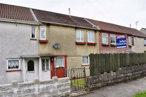 2 bedroom terraced house for sale - Cadle Crescent, Portmead, Swansea