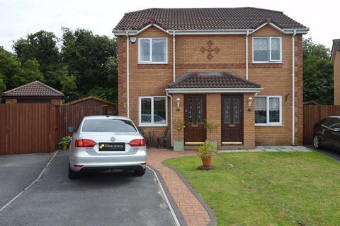 2 bedroom semi-detached house for sale - Clos Helyg, Gowerton, Swansea