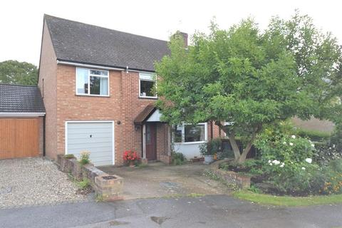 4 bedroom semi-detached house for sale - Woodcote Way, Caversham Heights, Reading