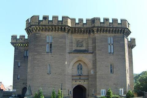 1 bedroom apartment to rent - Morpeth Court, Castle Bank, Morpeth