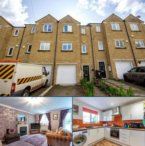 3 bedroom terraced house for sale - Brookdale Court, Wheatley, HALIFAX, West Yorkshire, HX2