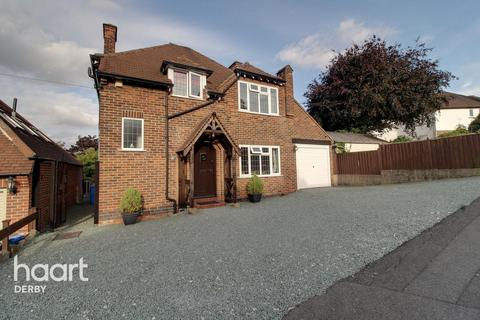 3 bedroom detached house for sale - Queens Drive, Derby