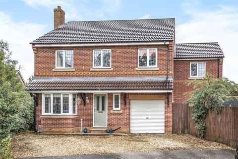 5 bedroom detached house for sale - Walkington Drive, Market Weighton, York, YO43 3NR
