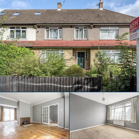 3 bedroom semi-detached house for sale - Palace Road, Tulse Hill
