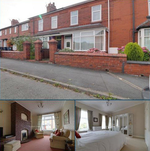 3 bedroom terraced house for sale - Thistleberry Avenue, Newcastle under Lyme, ST5 2LT