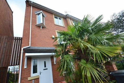 4 bedroom end of terrace house to rent - Sadler Court, Hulme, Manchester, M15 5RP