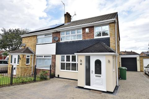 3 bedroom semi-detached house for sale - Maria Drive, Fairfield, Stockton-on-Tees, TS19 7JN