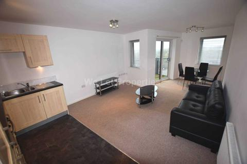 2 bedroom apartment to rent - The Frame, New East Manchester