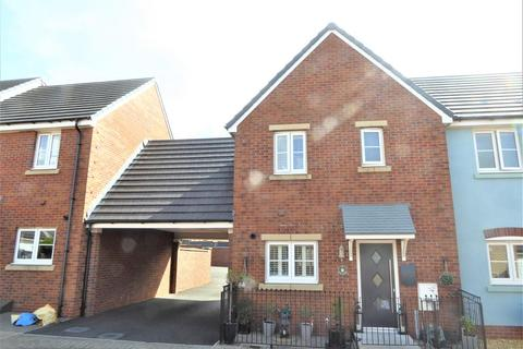 2 bedroom semi-detached house for sale - Lon Yr Ardd , Coity, Bridgend. CF35 6EZ