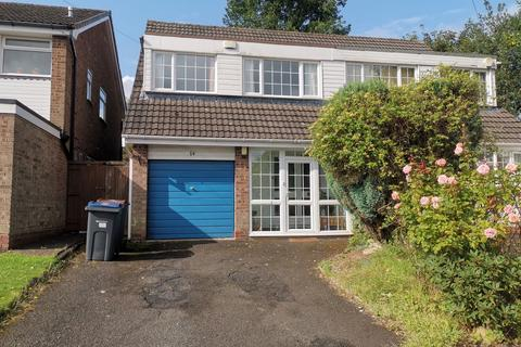 3 bedroom semi-detached house to rent - All Saints Drive, Four Oaks, Sutton Coldfield, B74