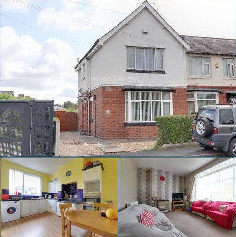 3 bedroom end of terrace house for sale - Davenham Crescent, Crewe