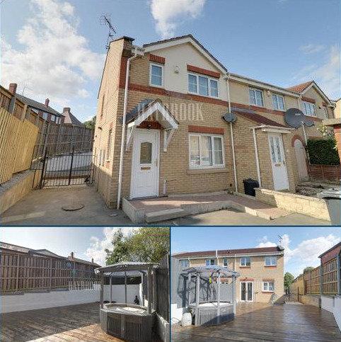 3 bedroom end of terrace house for sale - Fretson Road South, Parklands, S2