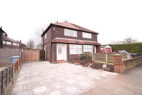 2 bedroom semi-detached house to rent - Newton Road, Altrincham, WA14 1LU