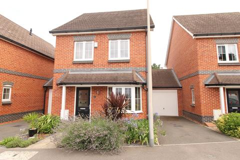 4 bedroom detached house for sale - Mays Close, Earley