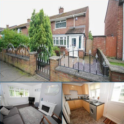 2 bedroom semi-detached house for sale - The Broadway, Grindon