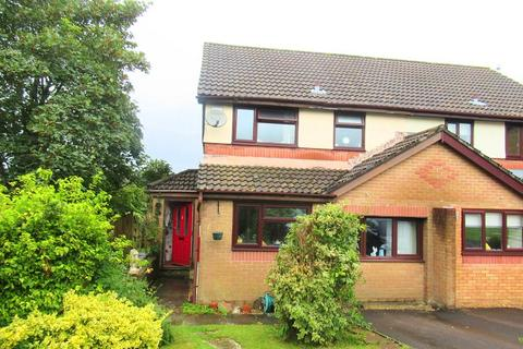 3 bedroom semi-detached house for sale - Rowans Lane, Bryncethin, Bridgend, Bridgend County. CF32 9LQ
