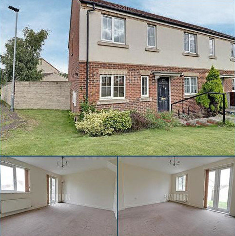 3 bedroom end of terrace house for sale - Thornton Road, Kendray