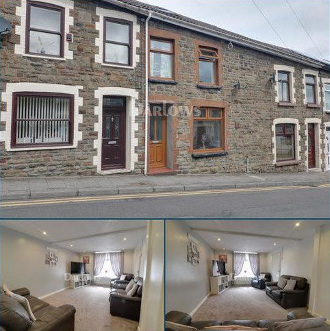 3 bedroom terraced house for sale - Court Street, Tonypandy