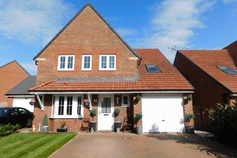 5 bedroom detached house for sale - MORGAN DRIVE, SPENNYMOOR, SPENNYMOOR DISTRICT