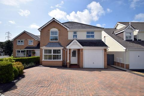 4 bedroom detached house for sale - 15 Pant Yr Hebog, Broadlands, Bridgend, Bridgend County Borough, CF31 5DF