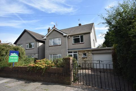 4 bedroom detached house for sale - 4 St. Cyres Road, Penarth, Vale of Glamorgan, CF64 2WQ