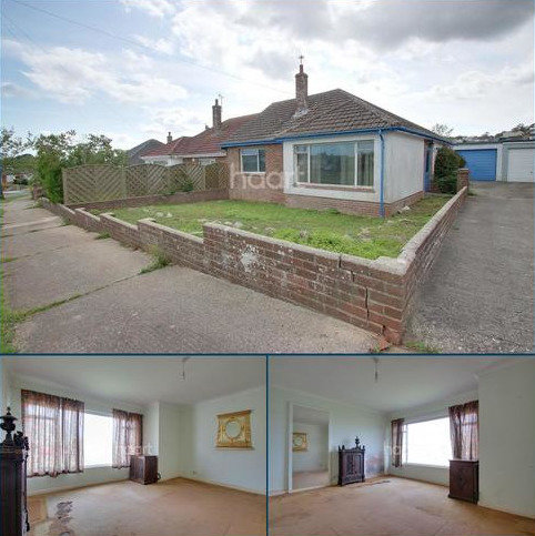 2 bedroom bungalow for sale - Swedwell Road, Torquay