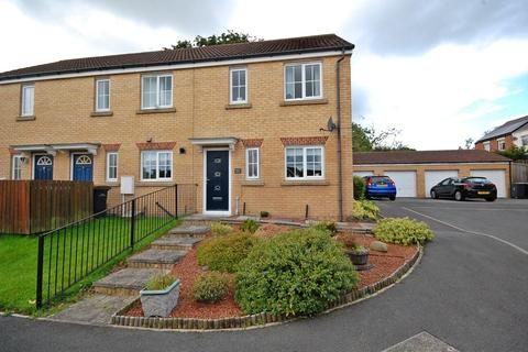 3 bedroom end of terrace house for sale - Meadowfield, Burnhope, Durham
