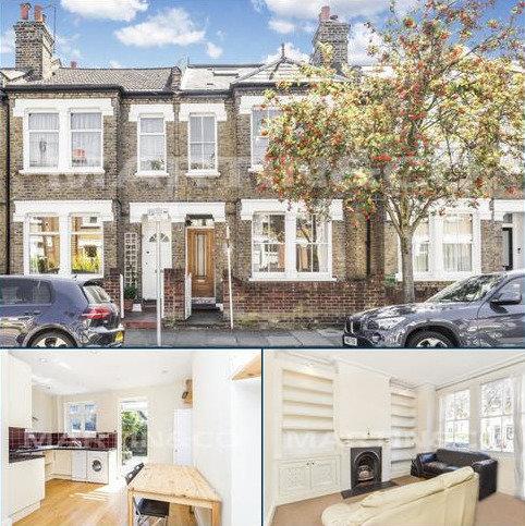 3 bedroom terraced house to rent - Wimbledon, London